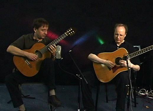 Dušan Bogdanovic Bruce Arnold Guitar Duo